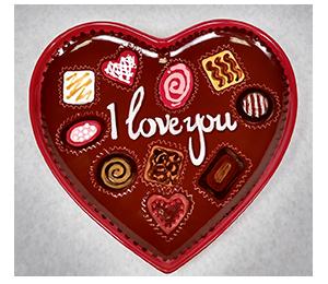 Pittsford Valentine's Chocolate