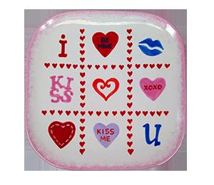 Pittsford Valentine's Tic Tac Toe