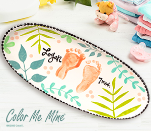 Pittsford Tropical Baby Tray