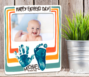 Pittsford Father's Day Frame