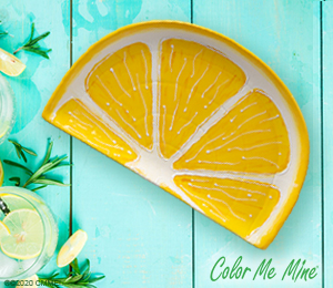 Pittsford Lemon Wedge