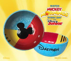 Pittsford Mickey's Bubble Bowl