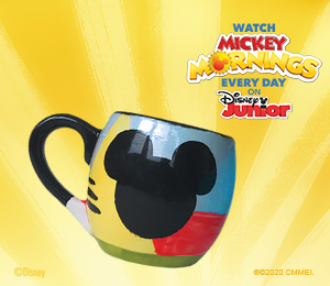 Pittsford Mickey's Bubble Mug