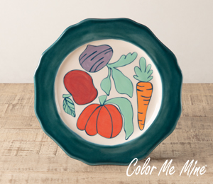 Pittsford Produce Plate
